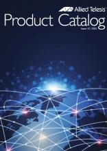 ATI Allied Telesis - Katalog