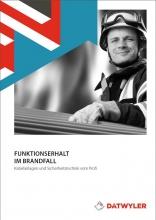 Dätwyler Funktionserhalt -Katalog