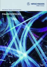 Hirschmann FiberInterfaces - Katalog