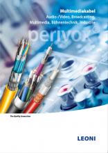 Leoni Multimediakabel - Katalog
