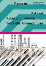 Prysmian Industrie - Katalog