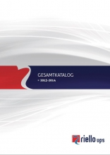 Riello - Katalog