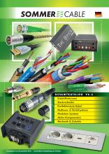 Sommer Cable - Katalog