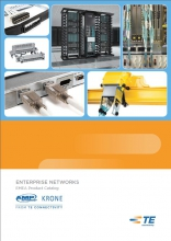TE connectivity ENTERPRISE NETWORKS - Katalog (ENG)