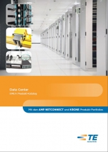TE connectivity DataCenter - Katalog