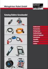 Weingärtner Kabel - Katalog
